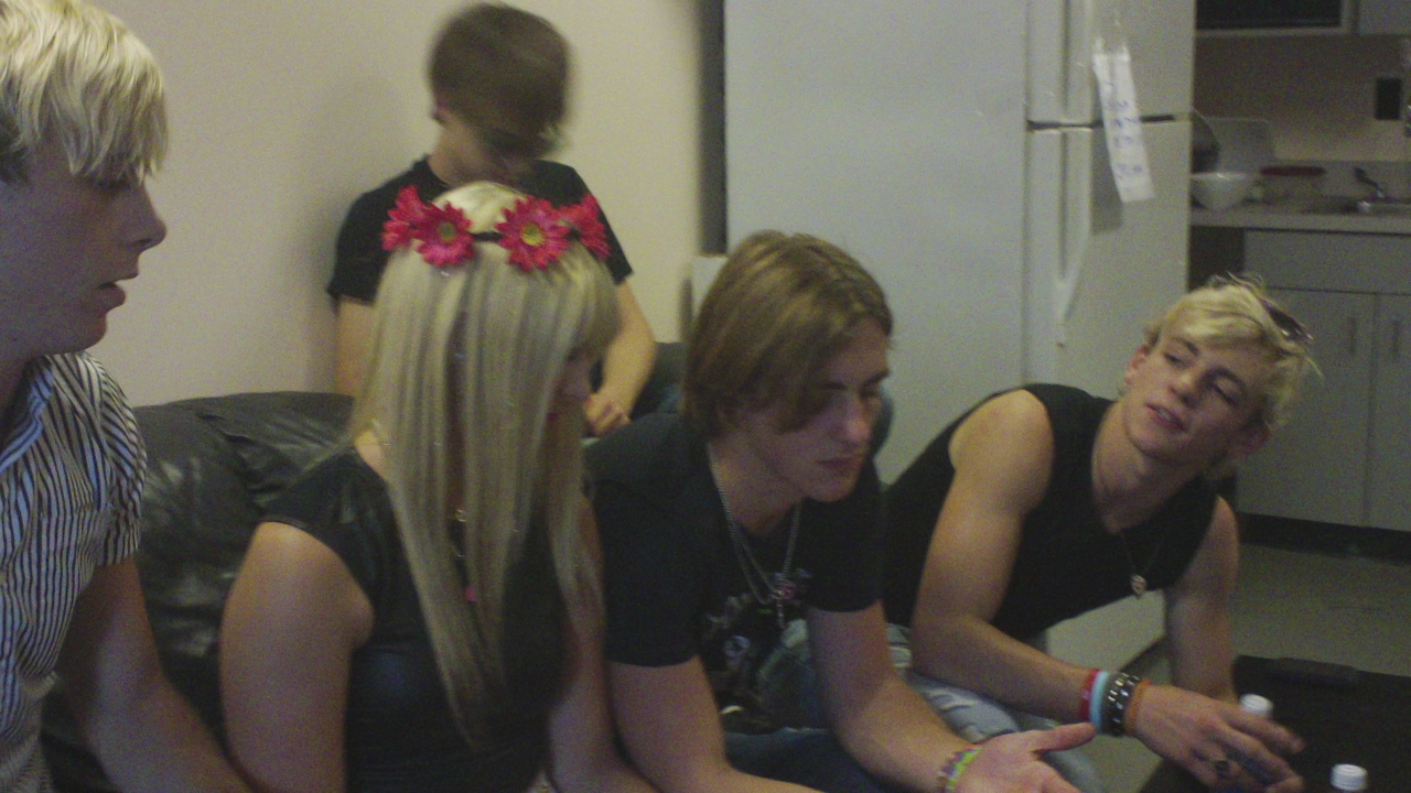 R5 in Rye interview!