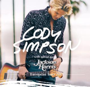 Cody Simpson Tour Poster
