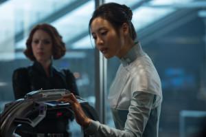 Dr. Helen Cho (Claudia Kim)