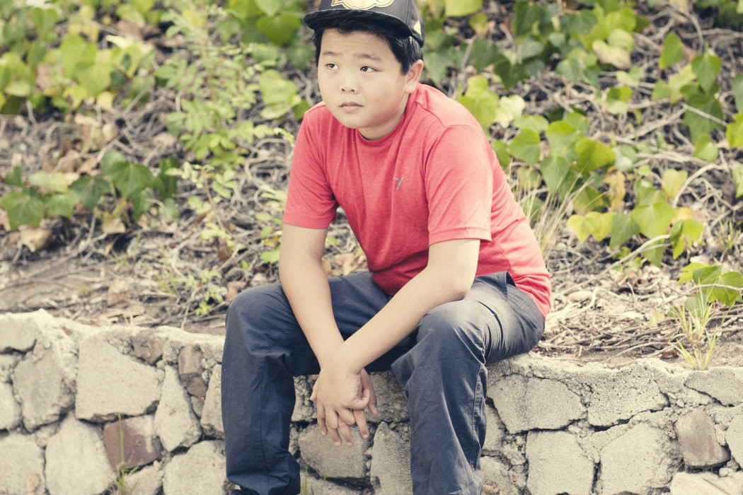 Hudson Yang is Fresh Off the Boat | TEENPLICITY