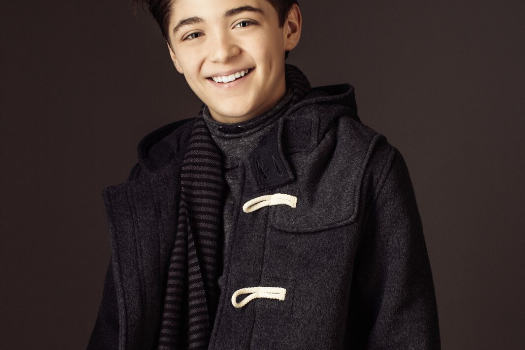 asher angel 5