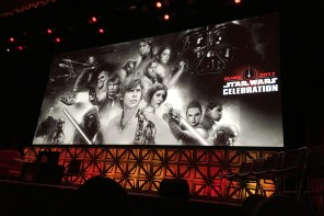 Star Wars Celebration Orlando – Day 1 Recap
