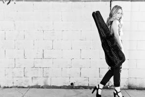 "Kylie Hughes Talks Self-Titled and ""Heat"""